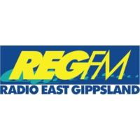 Logo de la radio REG fm