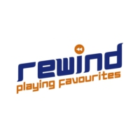 Logo of radio station Rewind