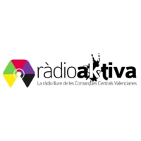 Logo of radio station Ràdio Aktiva