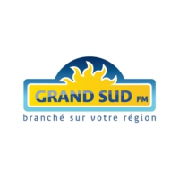 Logo of radio station Grand Sud FM