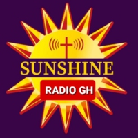 Logo of radio station SUNSHINE RADIO GH