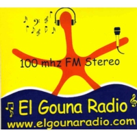 Logo of radio station El Gouna Radio