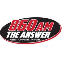 Logo of radio station KTRB AM 860 The Answer