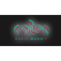 Logo de la radio Color Radio Suriname