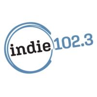 Logo de la radio CPR's Indie 102.3