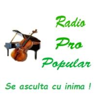 Logo of radio station Radio Pro Popular