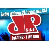Logo of radio station Radio Ibitinga