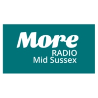 Logo de la radio More Radio - Mid Sussex