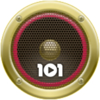 Logo of radio station 101.ru - RnB