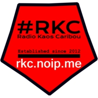 Logo of radio station #RKC - Radio Kaos Caribou