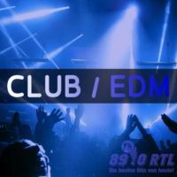 Logo de la radio 89.0 RTL - Club/EDM