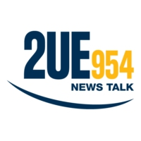Logo de la radio 2UE - 953 AM