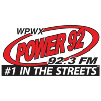 Logo of radio station WPWX Power 92