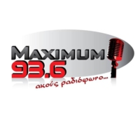 Logo of radio station Maximum FM 93.6