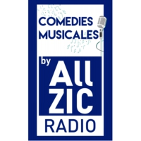 Logo of radio station Allzic Radio Comédies Musicales
