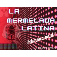 Logo of radio station LA MERMELADA LATINA INTERNACIONAL