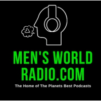 Logo of radio station Mens World Radio