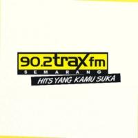 Logo of radio station 90.2 TRAX FM SEMARANG