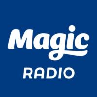 Logo of radio station Magic Radio