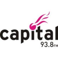 Logo de la radio Capital Radio 93.8