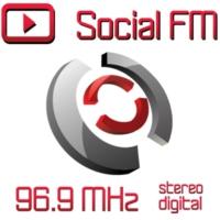 Logo of radio station Social FM