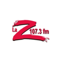 Logo of radio station XEQR La Z 107.3 FM