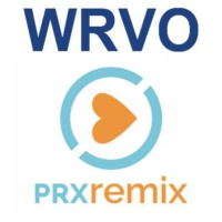 Logo of radio station WRVO-2 Public Radio Remix