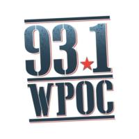Logo of radio station 93.1 WPOC
