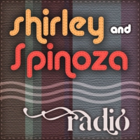 Logo of radio station Shirley & Spinoza Radio