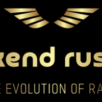 Logo of radio station Weekend Rush