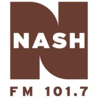 Logo de la radio KAYD Nash FM 101.7