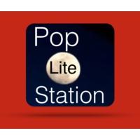Logo de la radio Pop Lite Station