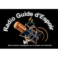Logo of radio station Radio Guide d'Espoir