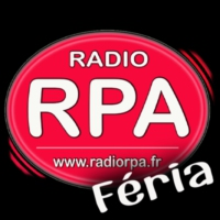 Logo of radio station RPA FERIA