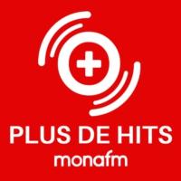 Logo de la radio Mona FM | Plus de hits