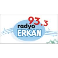 Logo of radio station Radyo Erkan