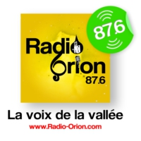 Logo of radio station Radio Orion 87.6
