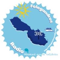 Logo de la radio Folegandros Radio