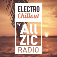 Logo of radio station Allzic Radio Electro Chill