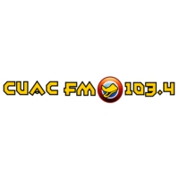 Logo of radio station Cuac FM 103.4 FM
