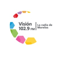 Logo of radio station 102.9 La Radio De Morelos