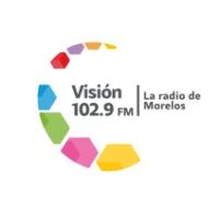 Logo of radio station 102.9 La Radio De Morelos