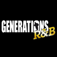 Logo de la radio Generations - R&B