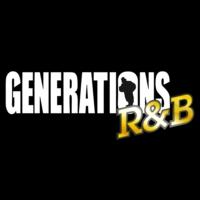 Logo of radio station Generations - R&B