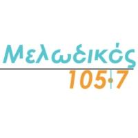 Logo de la radio Μελωδικός 105.7
