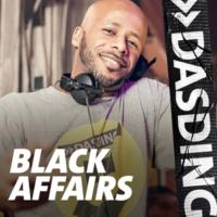 Logo of radio station DASDING - Black Affairs