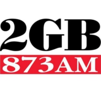 Logo de la radio 2GB 873 AM