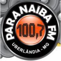 Logo of radio station Paranaiba