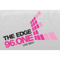 Logo de la radio The Edge 96.1
