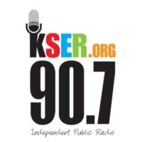 Logo de la radio 90.7 KSER